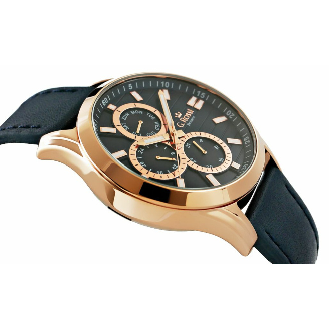 Zegarek Meski G.Rossi E8071A4 6F1 2