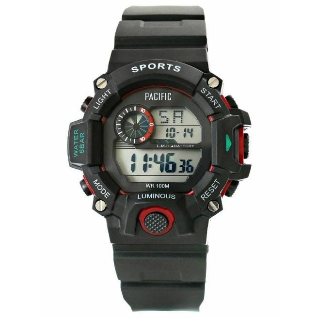 Zegarek Męski Pacific 208L-1 10 BAR Unisex Do PŁYWANIA