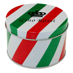 Pudełko G.Rossi Italian Design - puszka